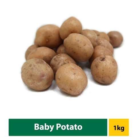 Potato Baby 1Kg Fresh Vegetable