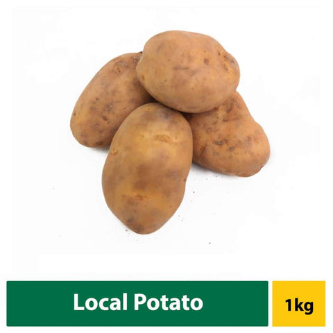 Potato Local 1Kg Fresh Vegetable