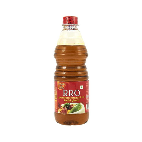 Premium Mustard Oil Rro 500Ml