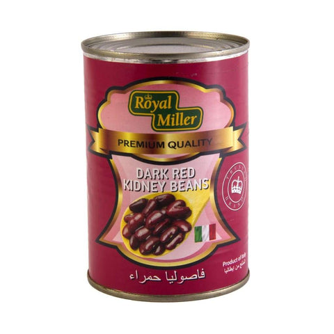 Red Kidney Bean Royal Miller 410G Canned Vegetable