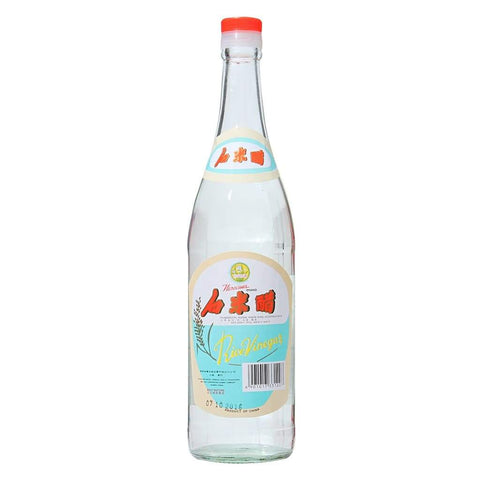 Rice Vinegar/white - Narcissus 12X600Ml Vinegar & Cooking Wine