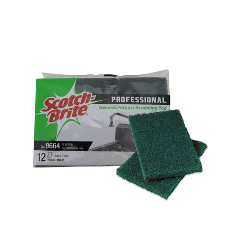 Scotch Brite 9664 3M (6X4) 24X12S Non-Food