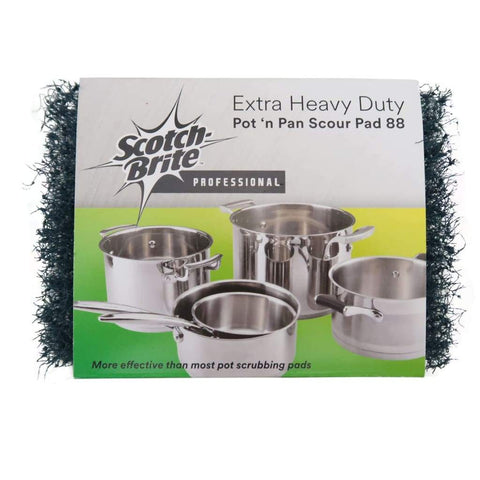 Scotch Brite(Tm) Extra Heavy Duty 88 3M (3.5X5) 4X10S Non-Food
