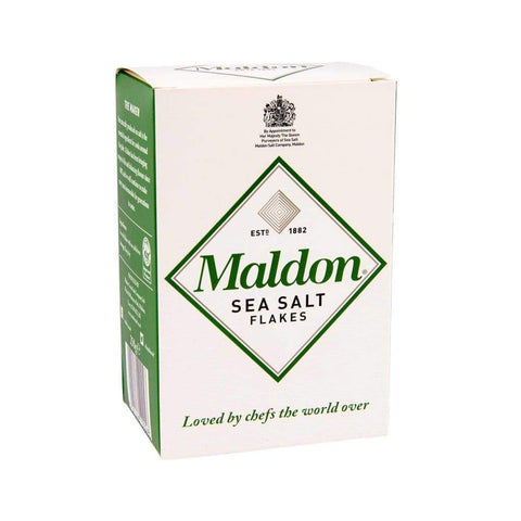 Sea Salt - Maldon 12X250Gm Salt/seasoning