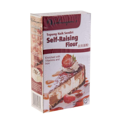 Self Raising Flour Johnnysons 1Kg