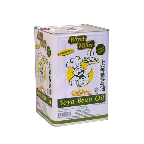 Soya Bean Oil Royal Miller 17Kg