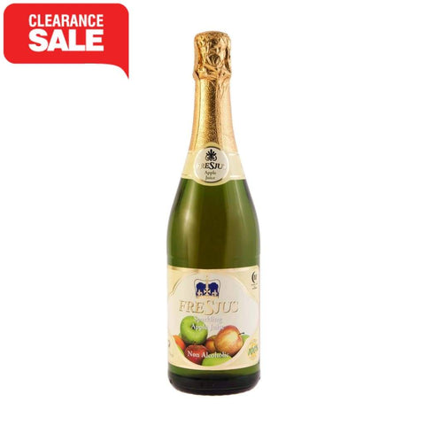 Sparkling Apple Juice Fresjus 750Ml Drink