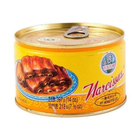 Stewed Pork Chops - Narcissus 24X256Gm Canned Meat/seafood