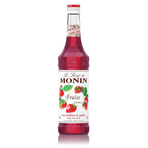 Strawberry Syrup Monin 700Ml Syrups