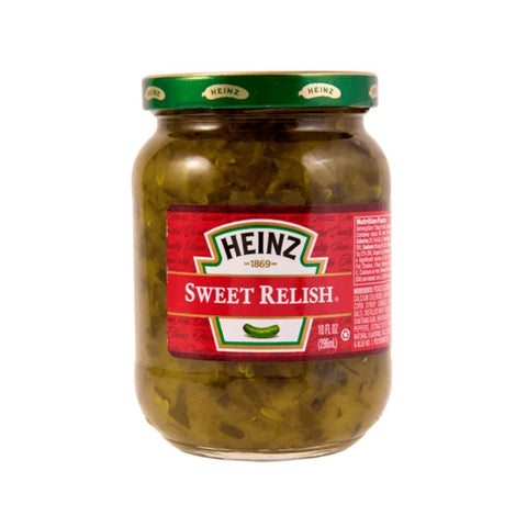 Sweet Relish - Heinz 12X10Oz Pickles