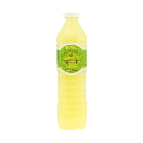 Thai Lime Juice - 1Ltr/btl Drink