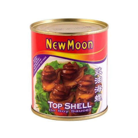 Top Shell - New Moon 24X312G Canned Meat/seafood