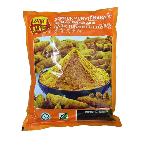 Tumeric Powder Babas 1Kg Ground Spices