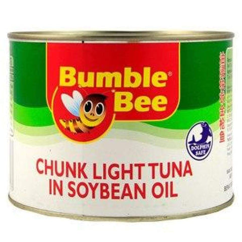 Tuna Chunk Light In Soy Bean Oil - Bumble Bee 6X1.88Kg Canned Meat/seafood