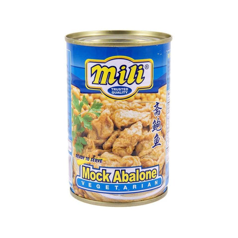 Vegetarian Mock Abalone - Mili 24X280Gtin Canned Vegetable