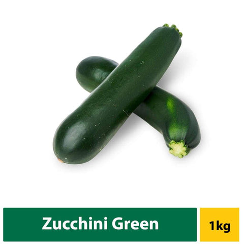Zucchini Green 1Kg Fresh Vegetable