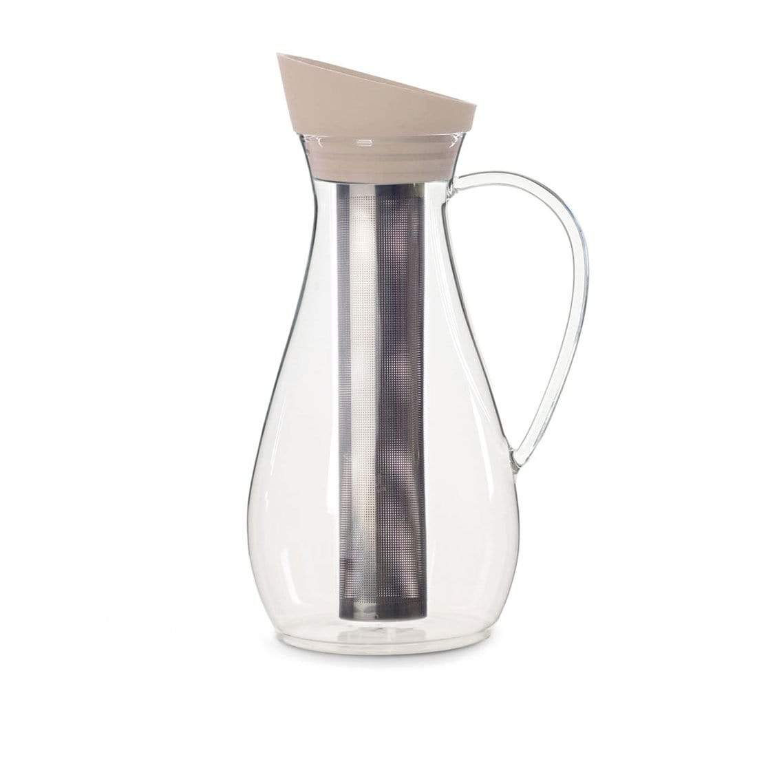 Infusion™-Iced-Tea-Carafe-khaki | Color=buttermilk