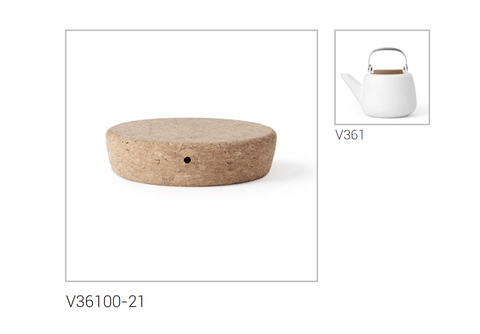 Soare part Cork lid-VIVA Scandinavia