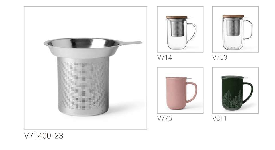 Spare Part Infuser Minima Balance Cup