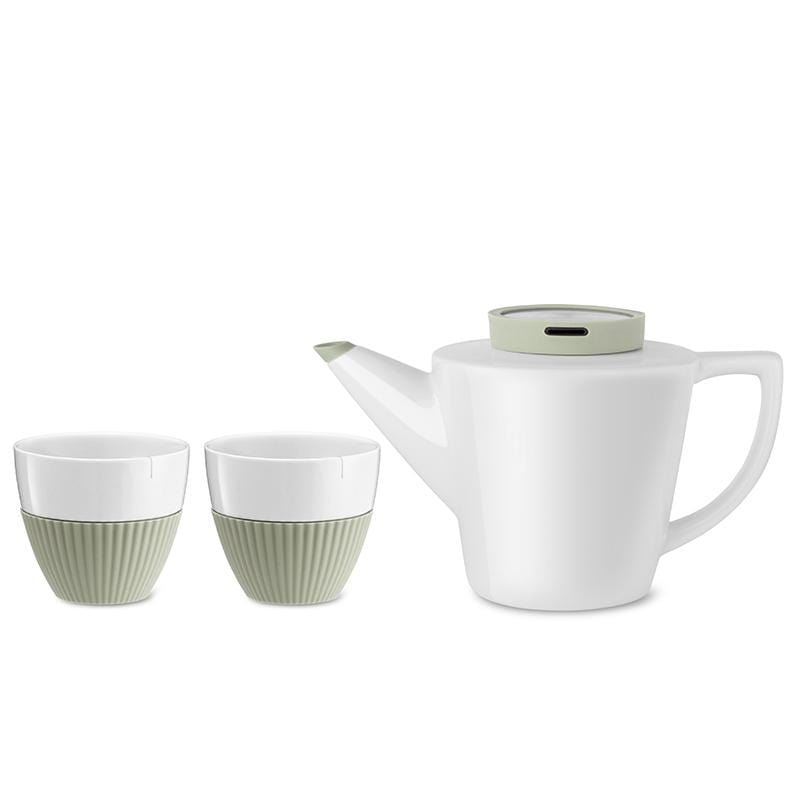 Infusion™ Porcelain Tea Set-VIVA Scandinavia | Color=Peppermint