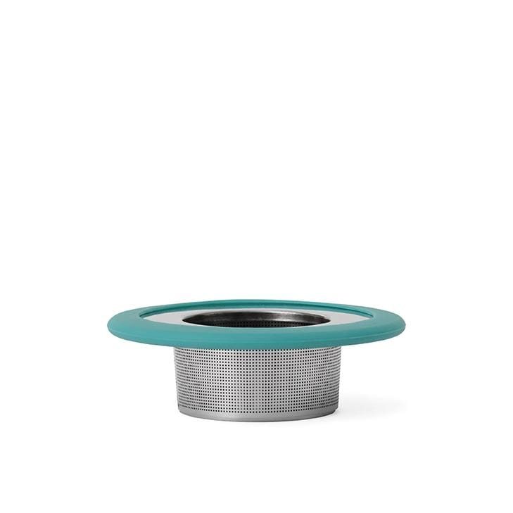 Infusion™ Collapsible Tea Strainer-VIVA Scandinavia | Color=teal