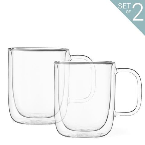 Classic™ Double Wall Mug - Set Of 2-VIVA Scandinavia