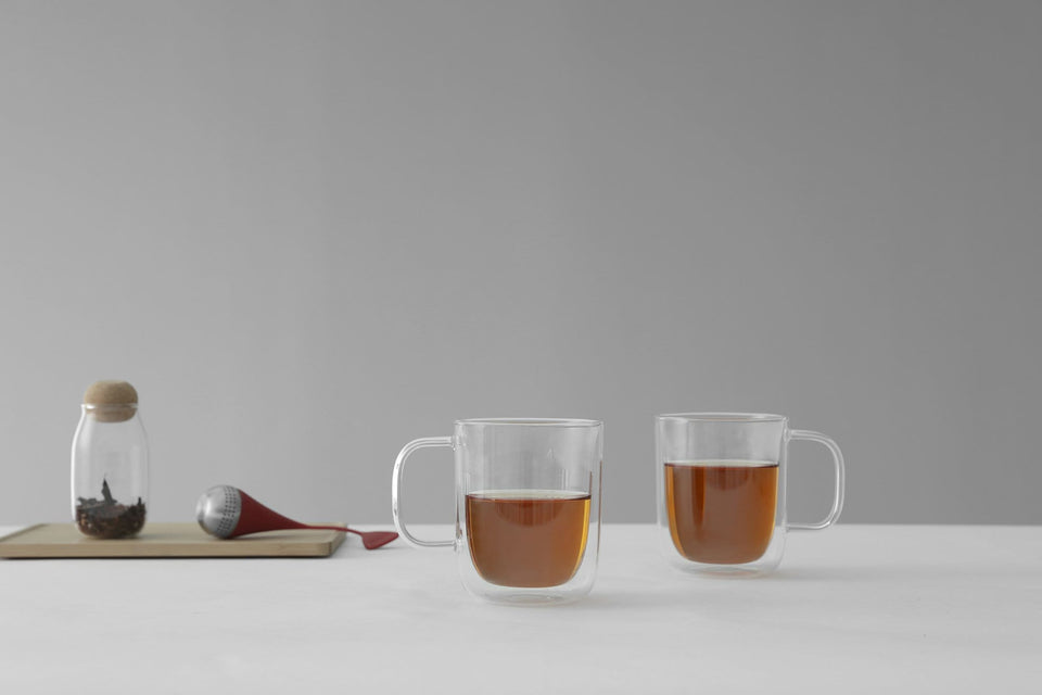 Classic™ Double Wall Mug - Set Of 2