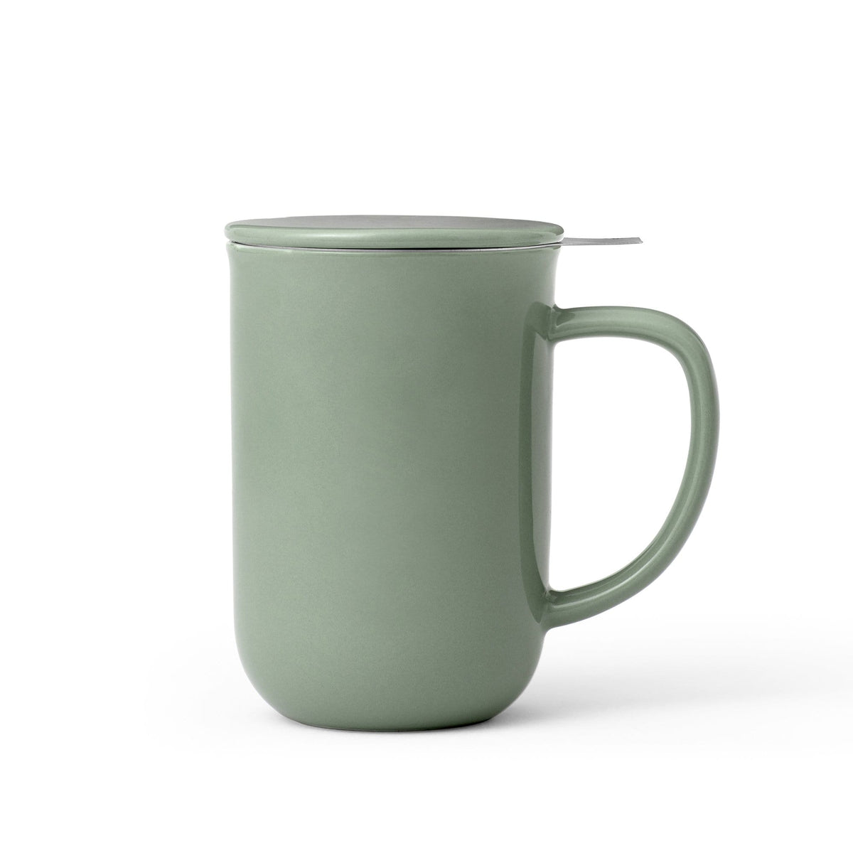 Minima™ Balance Tea Mug-VIVA Scandinavia | Color=stone green