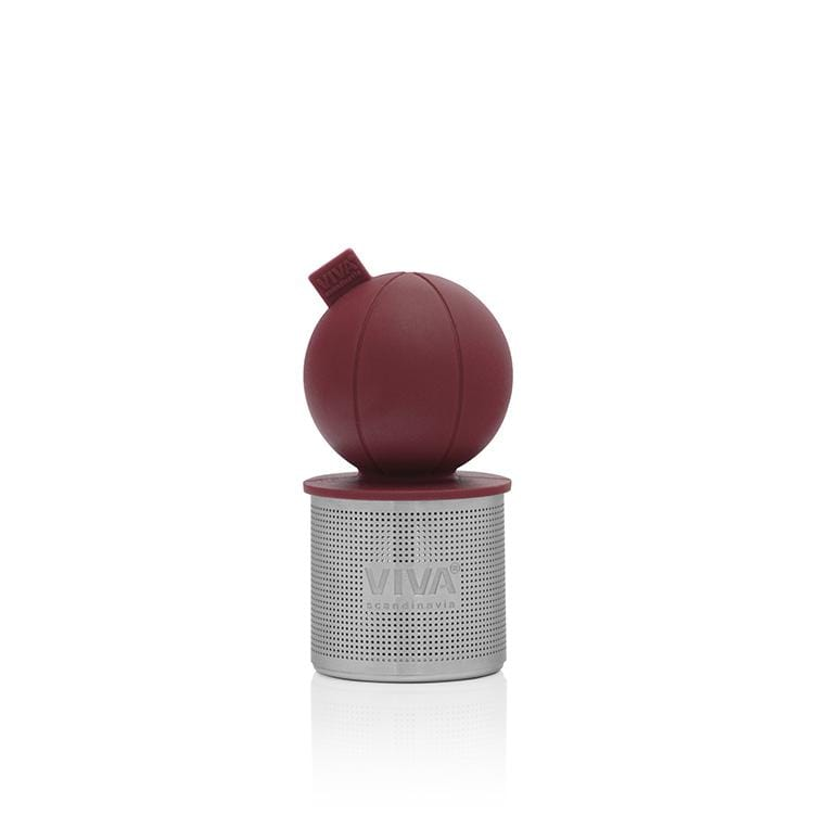 Infusion™ Floating Tea Strainer-VIVA Scandinavia | Color=nordic brick