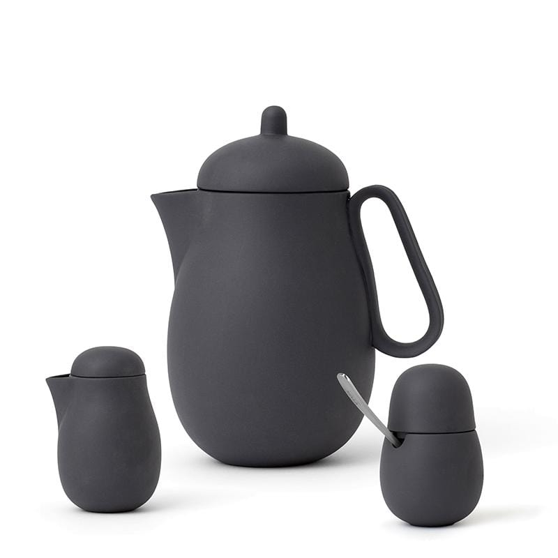 Nina™ Tea Set & Milk and Sugar