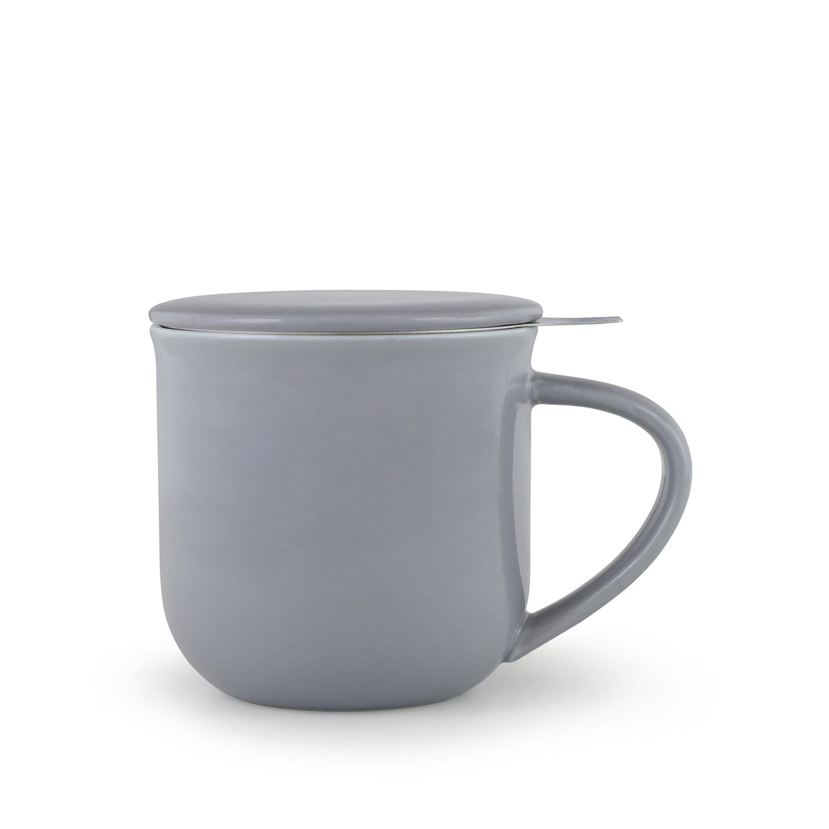 Minima™ Eva Infuser Mug-VIVA Scandinavia | Color=soft blue grey
