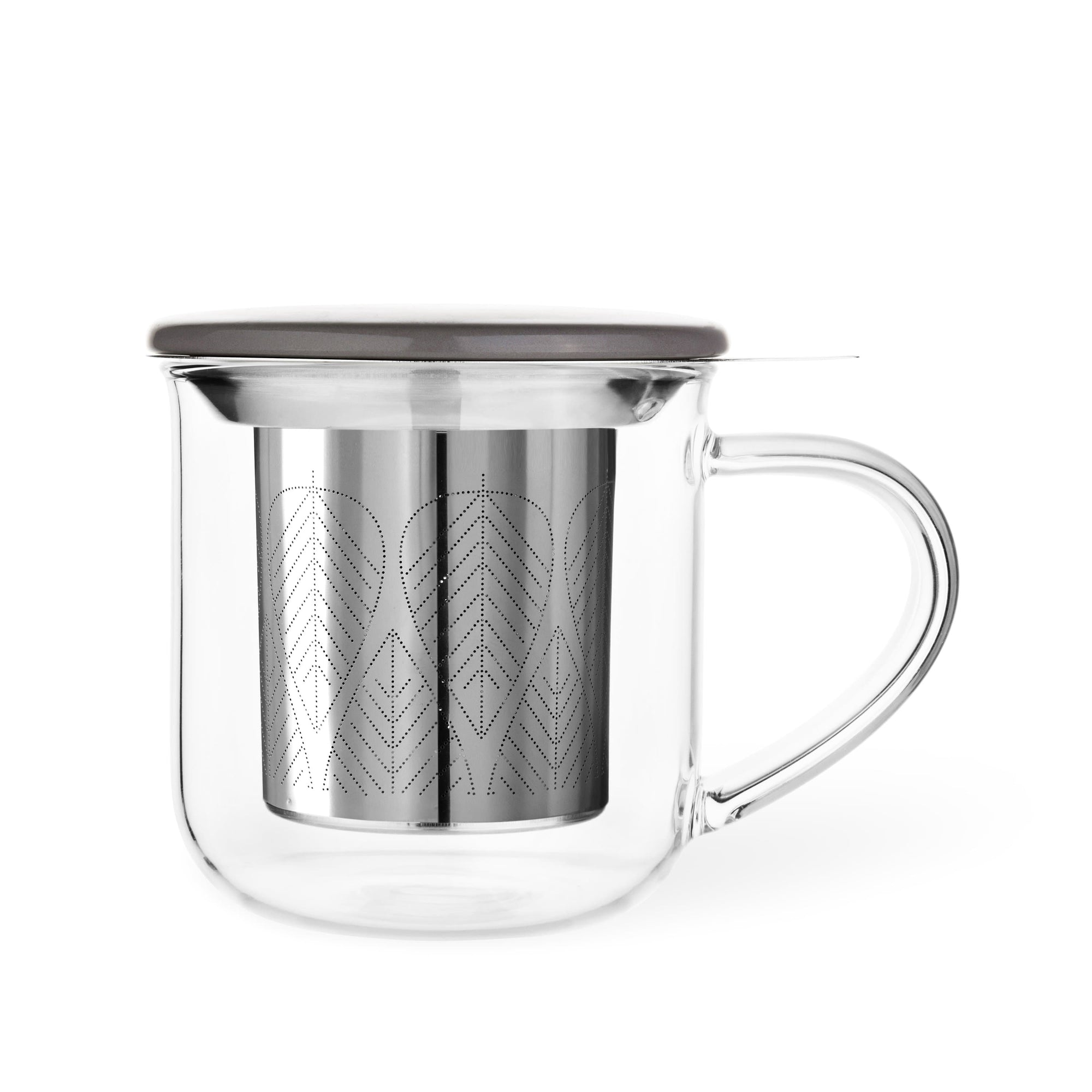 Minima™ Eva Infuser Mug-VIVA Scandinavia | Color=wool grey