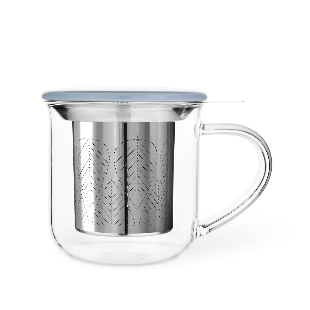 Minima™ Eva Infuser Mug-VIVA Scandinavia | Color=hazy blue