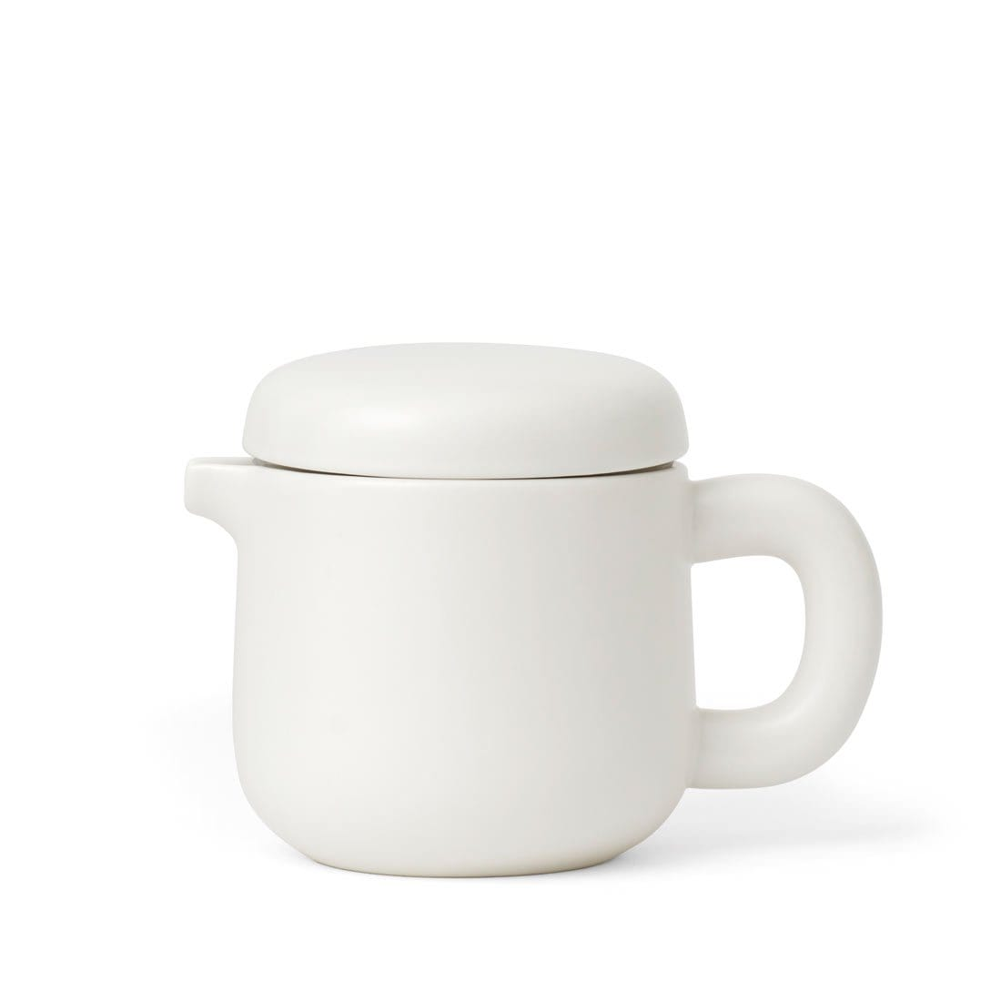 v76400-isabella-teapot-white | Color=Pure white