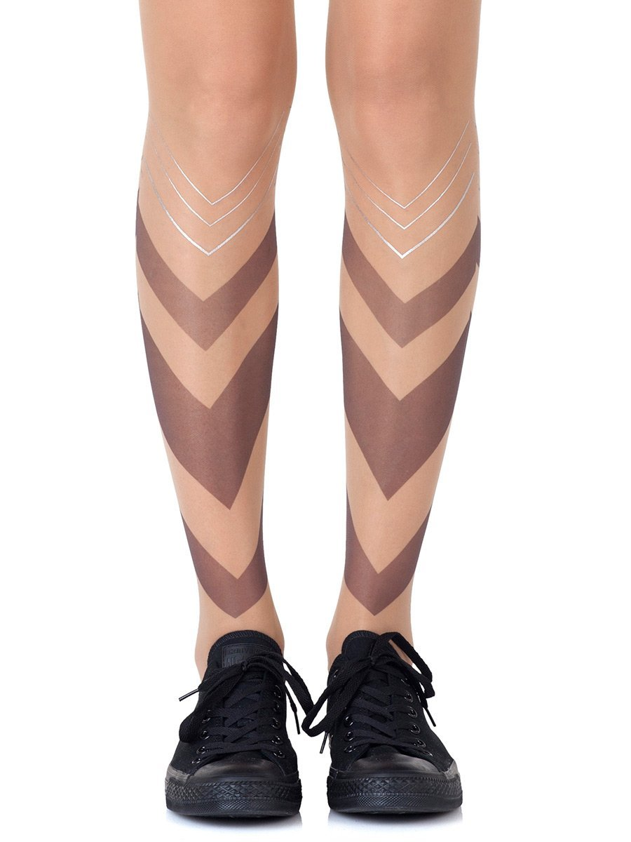 Sheer Luck Tights
