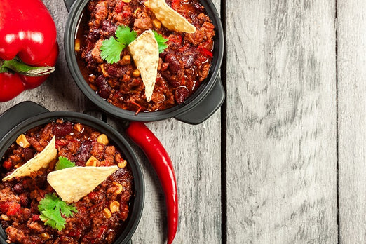 Hearty Red Bean Chili