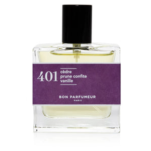 Bon Parfumeur | 401: Cedar, Candied Plum and Vanilla 30 ml