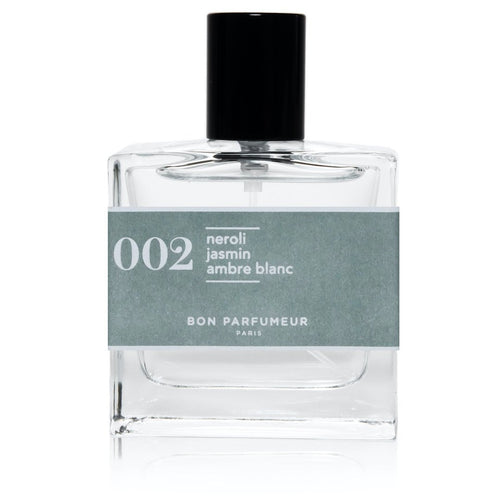 Bon Parfumeur | 002 : Neroli, Jasmine and White Amber 30 ml