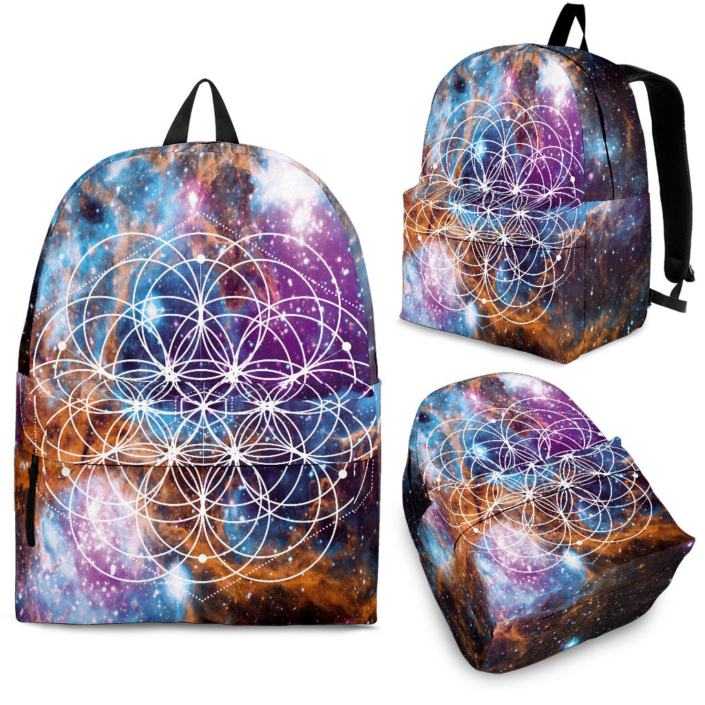 Outer space bag