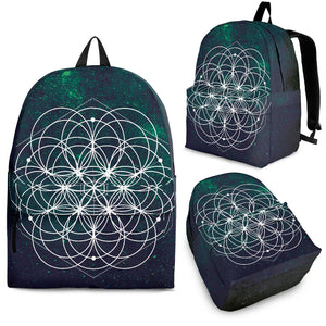 mandala space bag