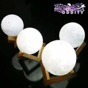 Moon Light 3D lamp
