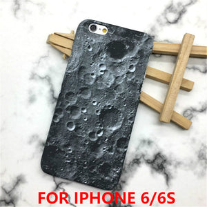 IPhone 6 6s Phone Case Moon view