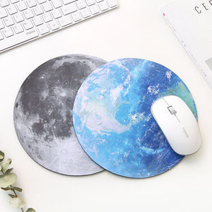 Planet Series Mat 220 x 220 x 3mm Mouse Pad