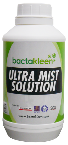 Bactakleen Anti Bacterial System
