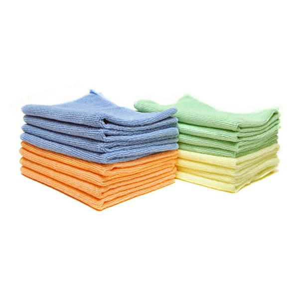 Color Coded Microfiber Bulk Detailing Towel assured of having a clean and scratch free experience.