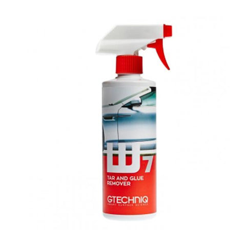 Remove with W7 to ensure your coatings and paint finish stay in perfect condition.