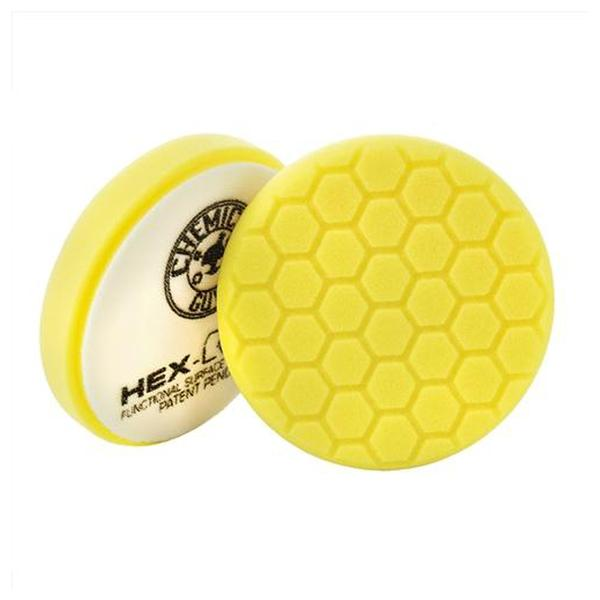 Yellow Hex-Logic Pad performs an incredible job and leads to a clear, reflective finish
