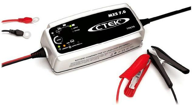 CTEK MXS 7.0 Battery Charger 12 Volt