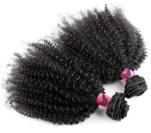Afro Kinky Curly hair extensions