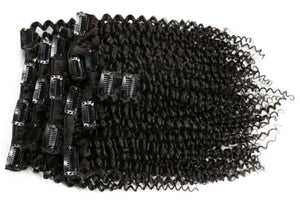 Natural Hair Clip Ins for black hair